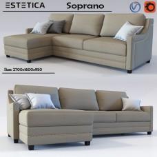 Угловой диван UD-008
